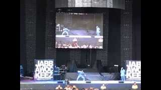 Jabbawockeez dance to Michael Jackson, PYT - Toronto 06/21/09, Full Service World Tour