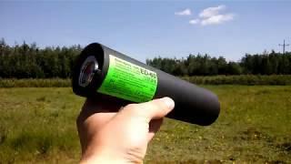 Ekran dymny/ED-60/Biały FIRE.SHOP.PL