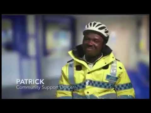 My name's Patrick Clover