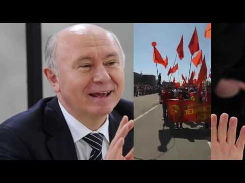 Нежданчик для Меркушкина от КПРФ на 1 мая 2017 Самара