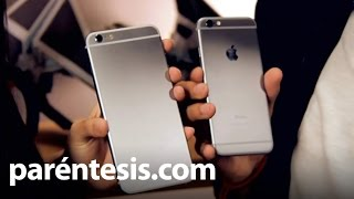 iPhone 6 vs HiPhone (la versión pirata): GeekPolar