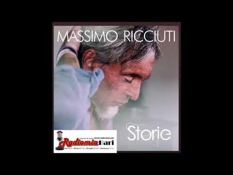 Massimo Ricciuti parla di Storie a Radio Mia Bari