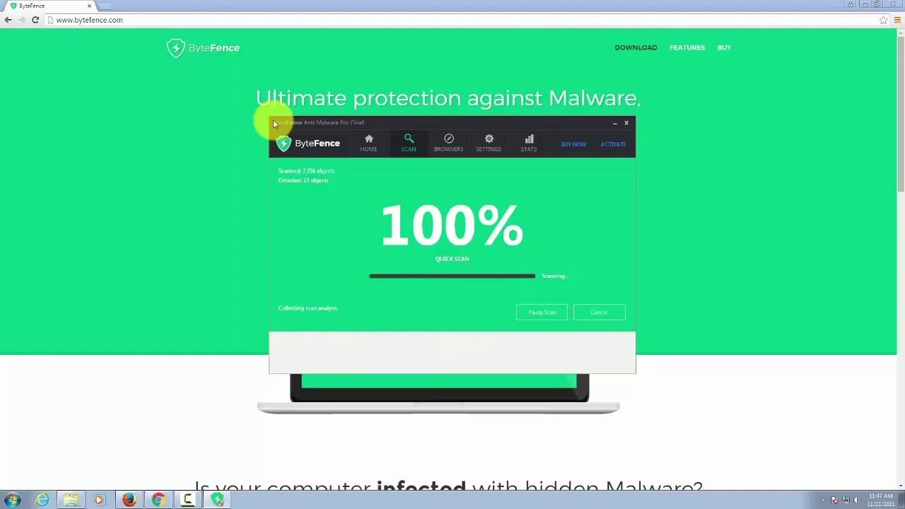 Bytefence Anti Malware Deinstallieren