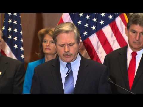 Senator John Hoeven Urges Keystone Approval