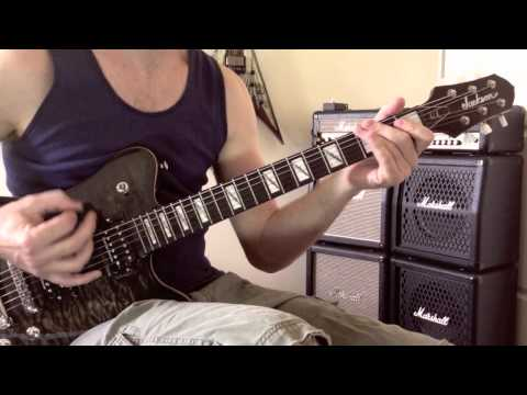 Lamb of God - Redneck Guitar Cover