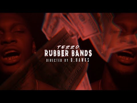 """Tezzo """"Rubber Bands"""" (Official Music Video) Dir by @realDHawks"""