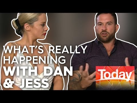 What's Really Happening With Dan And Jess | TODAY Show Australia
