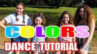 Baixar Haschak Sisters - Colors (Dance Tutorial)