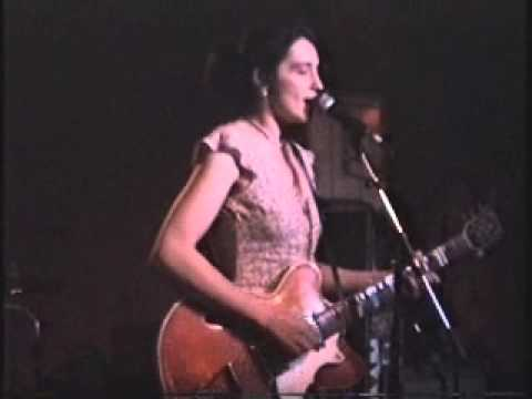 Holly Golightly 2002 Houston Live Concert
