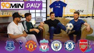 Chelsea vs Roma good or bad point!? | Who's better Mbappe, Neymar or Cavani | Daily