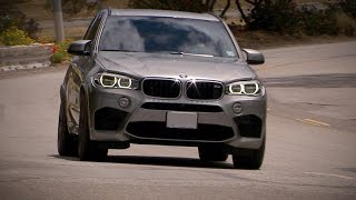 Car Tech - 2015 BMW X5 M