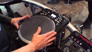 2014 Winter Namm Show Roland Hpd 20 Handsonic Digital Hand Percussion Unit