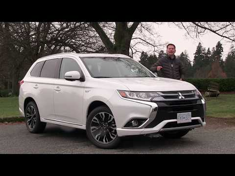 All-New Mitsubishi Outlander PHEV Review