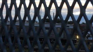NYC Subway: Rare NIS R62 Move @ 239th Street Yard (HD)