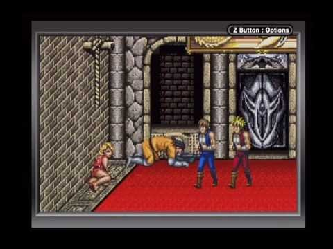 Double Dragon Advance Two-Player Playthrough (Game Boy Player Capture)