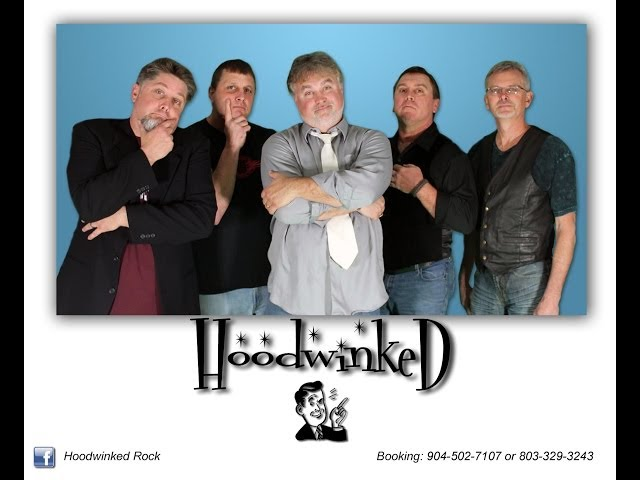 Hoodwinked Live! May, 2014