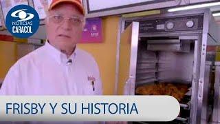 Frisby, la historia de una 'pizza voladora' que se convirtió en una gran cadena de pollo frito