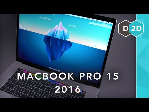 "2016 15"" Macbook Pro Review - Disappointed."