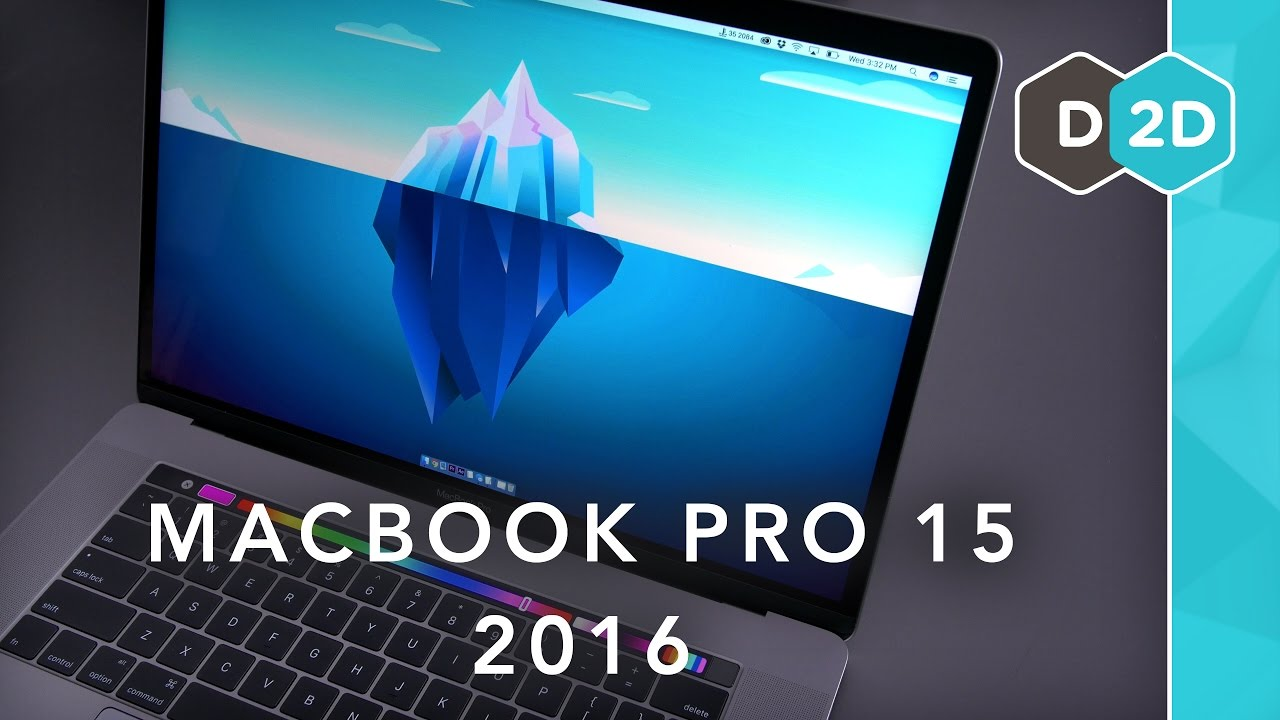 "2016 15"" Macbook Pro Review – Disappointed."