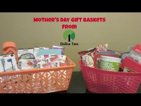 Mothers day gift baskets from dollar tree youtube mothers day gift baskets from dollar tree solutioingenieria Images