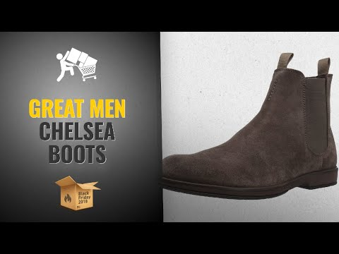 Save Big On Men Chelsea Boots Black Friday / Cyber Monday 2018 | US Black Friday 2018