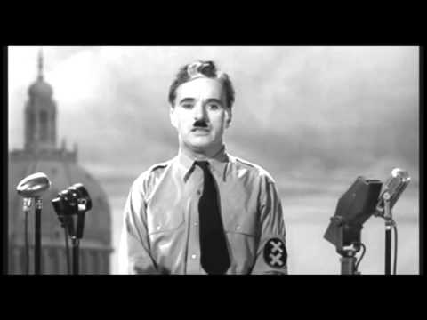 Greatest Speech Ever Charlie Chaplin The Great Dictator HD No Music