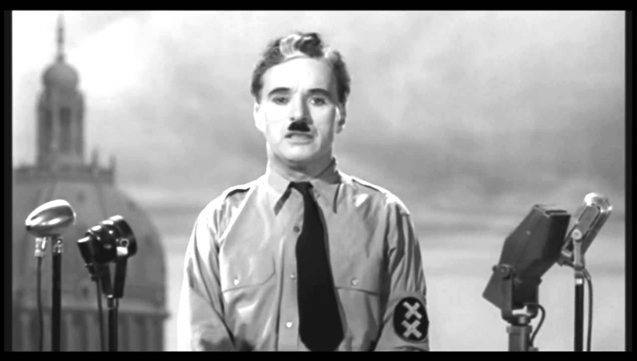 Image result for charlie chaplin the dictator speech