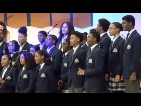 JCT Konser Rakyat Crawford Academy CHOIR 10-20-2018