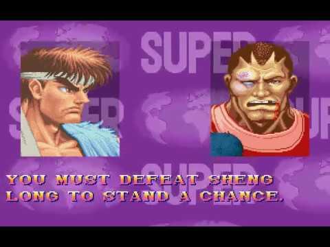 PC Longplay [708] Super Street Fighter II Turbo