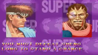 PC Longplay [708] Super Street Fighter II Turbo