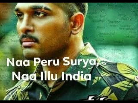 na-peru-surya-na-illu-india-hindi-dubbed-movie-trailer-  -allu-arjun-as-an-indian-soldier-  -indian
