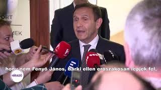 Vádat emeltek Gyárfás Tamás ellen Fenyő János meggyilkolása ügyében