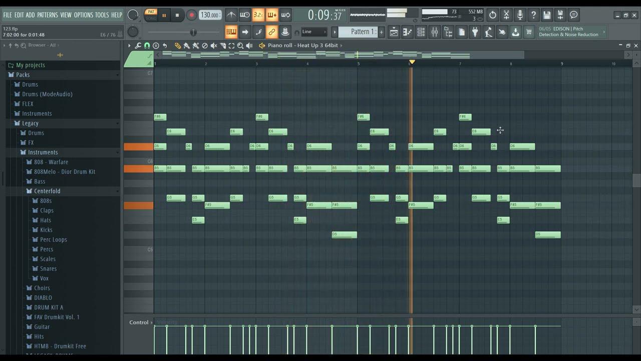 "How to make a Dope Trap Beat Fl Studio - ""LIGHTS"" Fruity Loops Fl Studio 20 Tutorial"