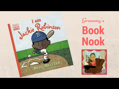I Am Jackie Robinson | Children's Books Read Aloud
