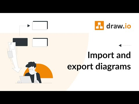 Gliffy Vs Draw Import A Diagram Youtube