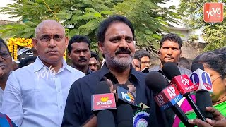 AP Minister Mopidevi Venkataramana on Mana Badi | YS Jagan | AP News