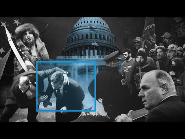 Inside the U.S. Capitol at the height of the siege | Visual Forensics