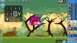 Angry Birds Friends/Tiger Tournament, week 326/C, level 4