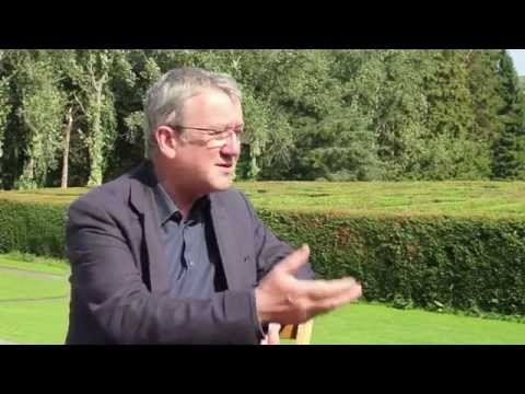Beyond Borders - In Conversation with Allan Little - BBIF 2015
