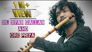 Dil Diyan Gallan Flute | Tiger Zinda Hai | Bansuri | innovation