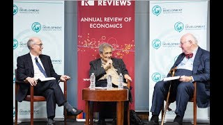 """Angus Deaton in Conversation with Amartya Sen """" Economics with a Moral Compass """""""