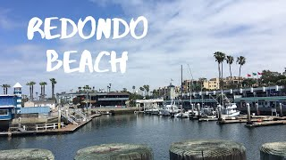 Redondo Beach Hotel & Boardwalk Tour! 🌴 // Where I Stay in Los Angeles