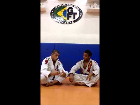 The BJJ Experience Episode 2 with Marcus Vinicius Morcego GFTeam