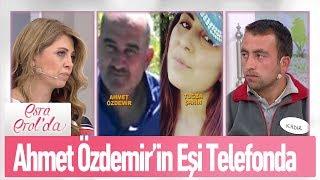 Muhtar Ahmet Özdemir'in eşi telefonda - Esra Erol'da 9 Mayıs 2019