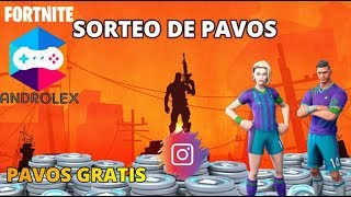 1000 PAVOS SWEEPS FREE IN FORTNITE (FOLLOW THE STEPS ez)