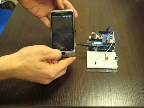 Связь Arduino и Android через Bluetooth