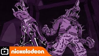 Teenage Mutant Ninja Turtles | Meet Bebop and Rocksteady | Nickelodeon UK