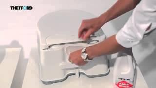 Thetford Porta Potti Excellence(Биотуалет - удобный, практичный и надежный переносной туалет, работающий без подключения к канализации,..., 2015-05-15T09:10:03.000Z)