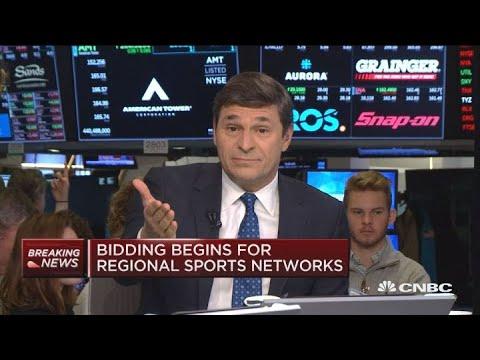 Faber Report: Amazon bids for Disney's 22 Regional Sports Networks