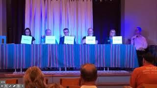 Zorra election forum - Sex Education Q for TVDSB Trustee Candidates